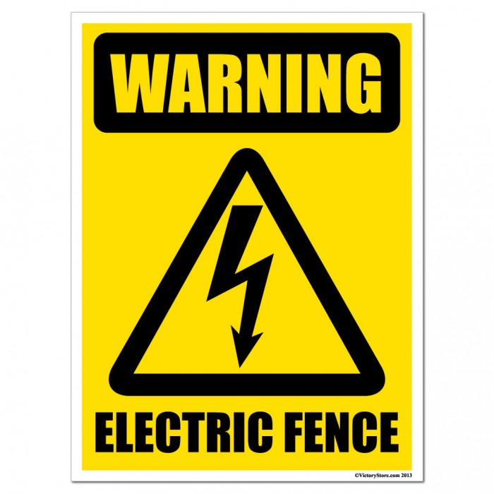 Electrical Fencing Certificates: Do I Need One?